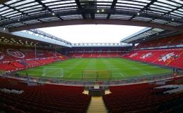 Stadiony piłkarskie Liverpoolu